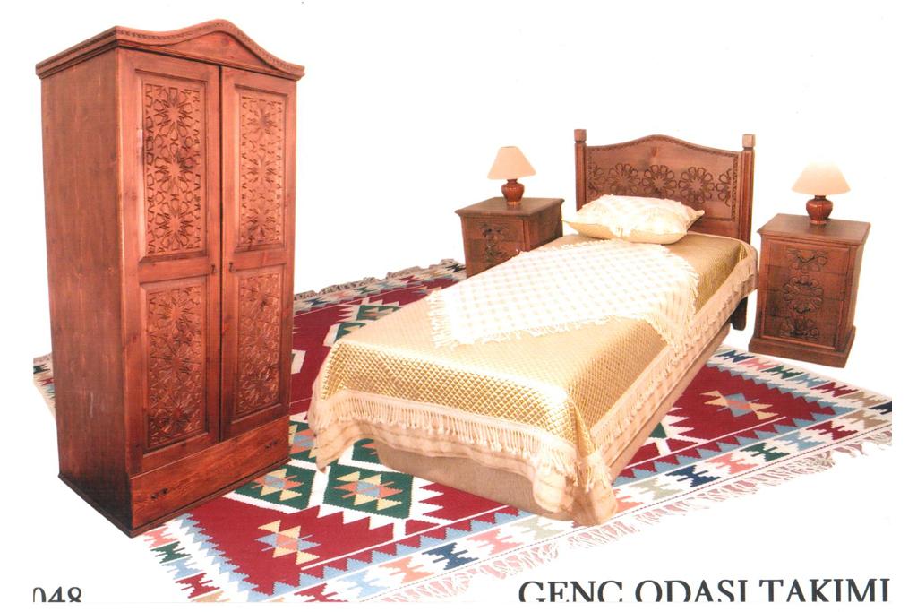 Genç Yatak Odası 002